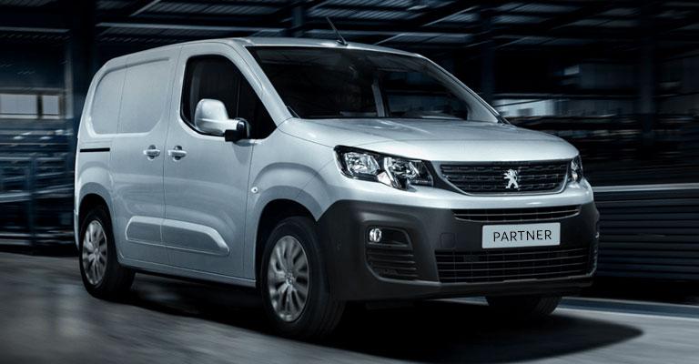 Peugeot Partner Torino