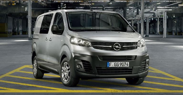 Opel Vivaro Torino