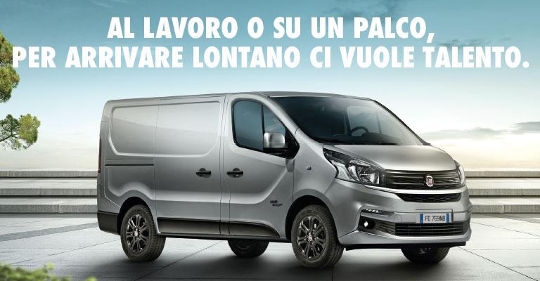 Fiat Talento Torino