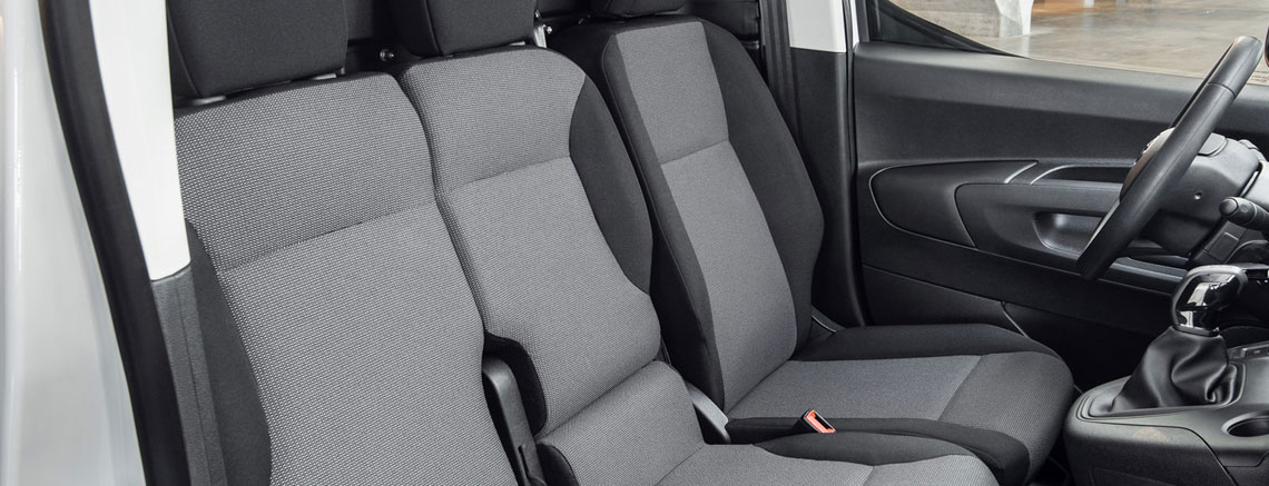 Toyota Proace sedili