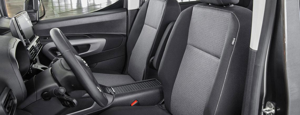 Toyota Proace dettaglio interni