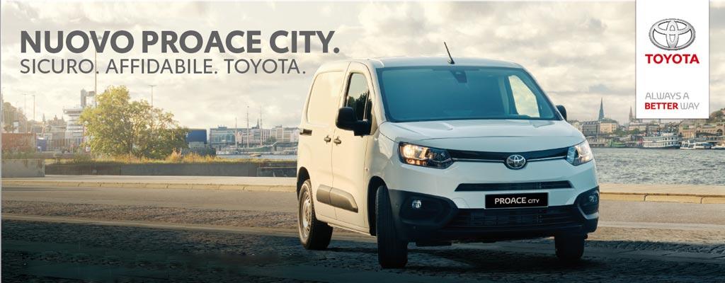 Toyota Proace City Torino