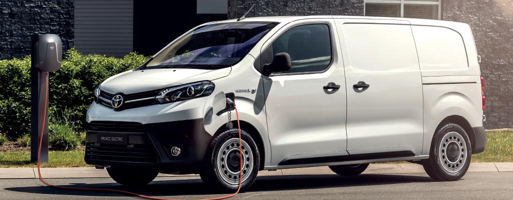 Nuova Toyota Proace Electric a Torino