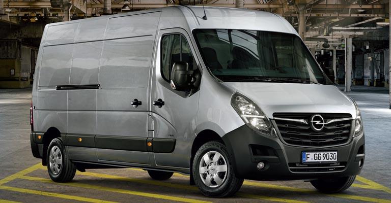 Opel Movano Promozione a Torino
