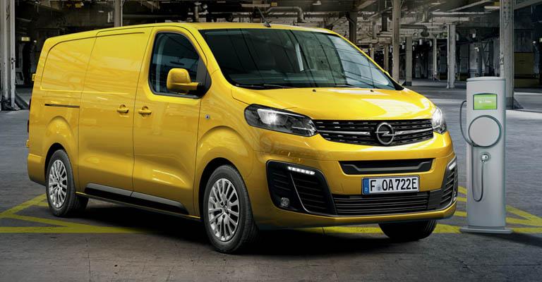 Opel Vivaro-e in promozione a Torino